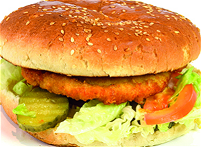 Foto Chicken burger