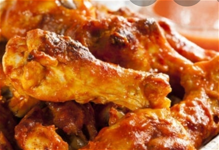 Foto Chicken wings schotel