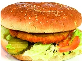 Foto Chicken burger XL