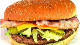 Foto New York burger