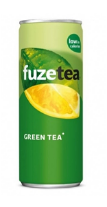 Foto Fuzetea green tea